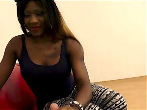 audition a German ebony