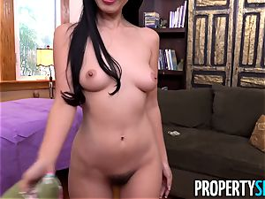 japanese tenant Marica entices the mansion chief