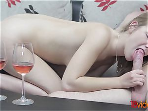18 Videoz - Alexis Crystal - Morning coffee and orgy