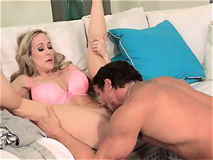 sexy wifey Brandi enjoy gets her spouse back