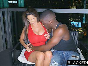 BLACKEDRAW Ava Addams Is drilling bbc And Sending photos To Her spouse