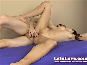 Homemade fledgling duo he finger tears up her