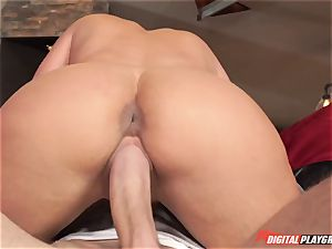 youthful stud Danny Dee humps his ex-girlfriend's buxom mommy Phoenix Marie