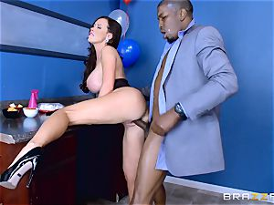 Elections and fat ebony prick erections for Nikki Benz