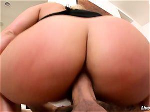 LiveGonzo Phoenix Marie rectal fucky-fucky wife
