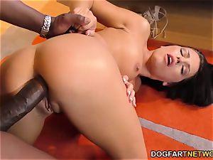 Adriana Chechik big black cock assfuck