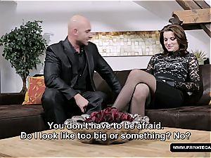 Victoria Daniels porn casting