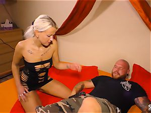 SEXTAPE GERMANY - Alternative German blonde pounded deep