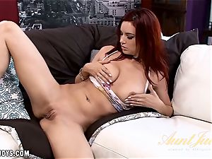 Jayden Cole toys her gash great for you