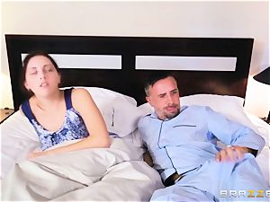 Briana Banks screwed in the labia by Keiran