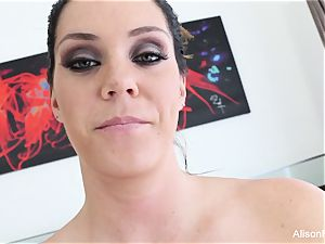 Interview with big-titted sweetheart Alison Tyler