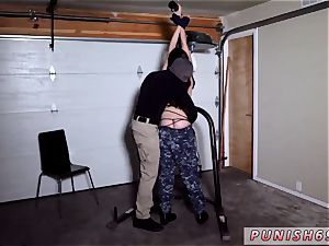 harsh cruel torturous howling rectal and messy piss Kyra Rose was sent into a covert mission
