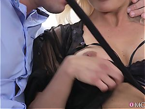 Nicole Vice gets shagged like a rear end in heat by her hubby