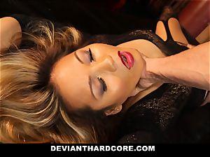 DeviantHardcore - curvaceous japanese Gets gash Electroshocked