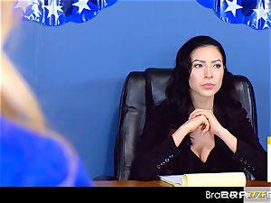 Cherie Deville takes a juggling rail in politics