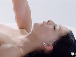super-cute vag massage