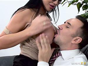 dick gagging british honey Jasmine Jae poked in her bootie