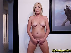 Ms Paris Rose in Paying Your Debt with My poon