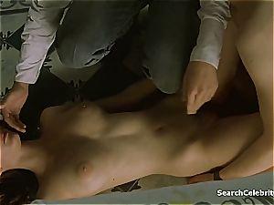 antsy Eva Green has massive breasts and looks so stunning nude