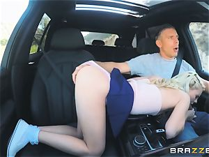 Riley star bashed outdoors in the shoe