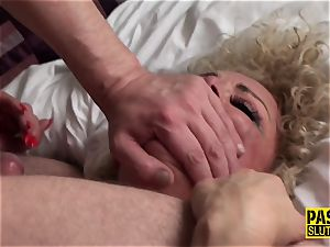 mouth porked marionette milf