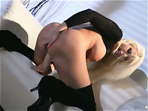Britney Amber playthings in her cootchie